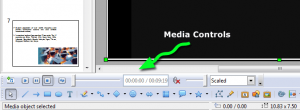 Media Playback Toolbar