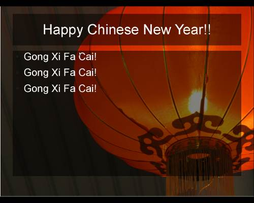 Free Impress Template Chinese New Year Guide 2 Office