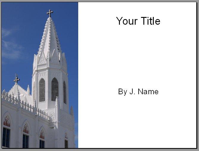 New template church openoffice impress guide 2 office church template title slide toneelgroepblik Choice Image