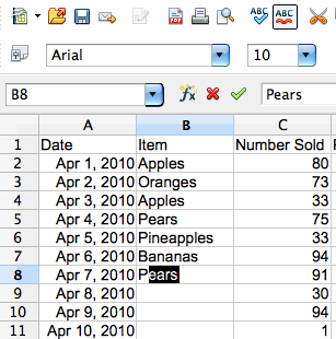 how to make autofill in excel 2010