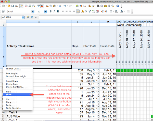 Why This Is Probably The Best Spreadsheet Gantt Chart Template You