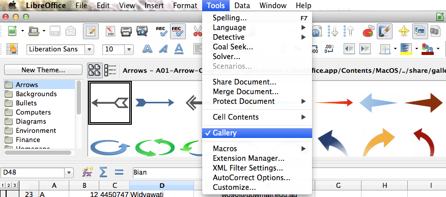 how to add a tick on mac pdf